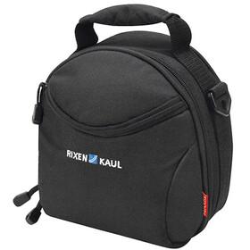 KlickFix Smile Handlebar Bag black